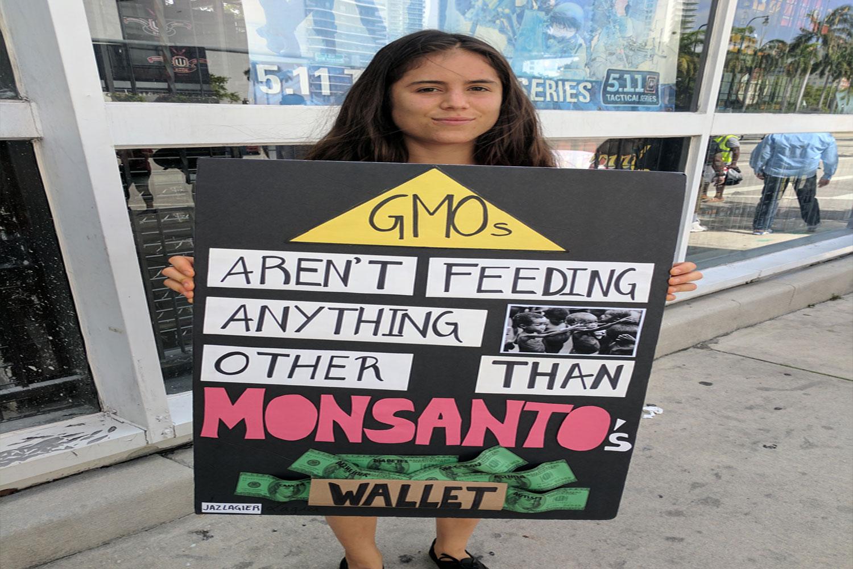 Hell No GMO's